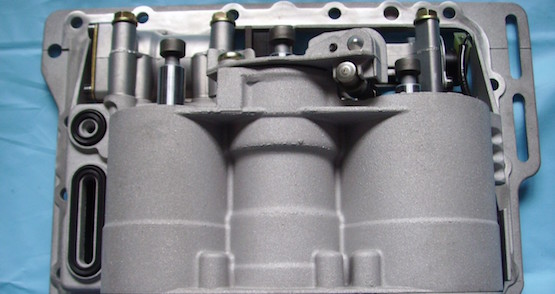 ZF AS-Tronic Actuator