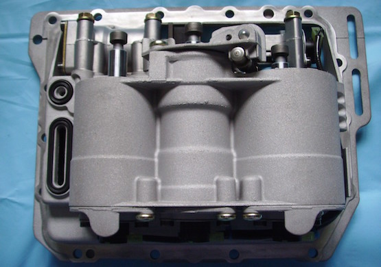 ZF AS-Tronic Actuator Front